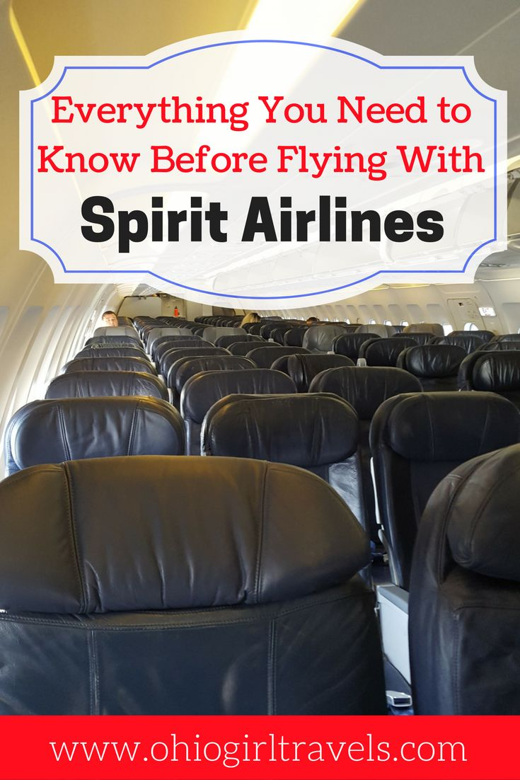 Spirit Airlines is one of the leading budget airlines in the US. Flying with Spirit can save you tons of money on a plane ticket, but you have to know these tips before you go to keep your costs low. I'll share ways to avoid getting slammed by fees and my experience with Spirit Airlines. You'll definitely want to check this out and save it to your travel board before your next trip.