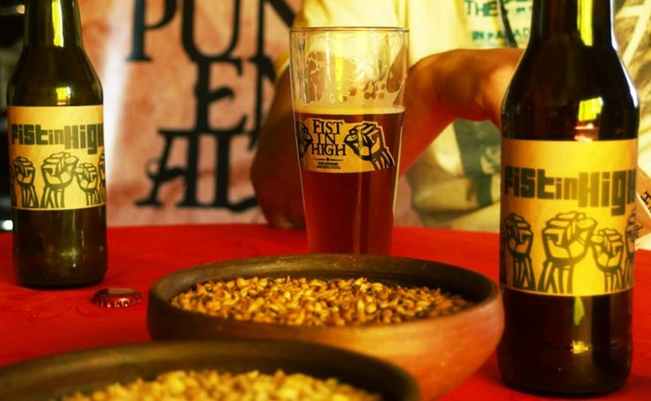Taller de proceso y de-gustación de cerveza artesanal.