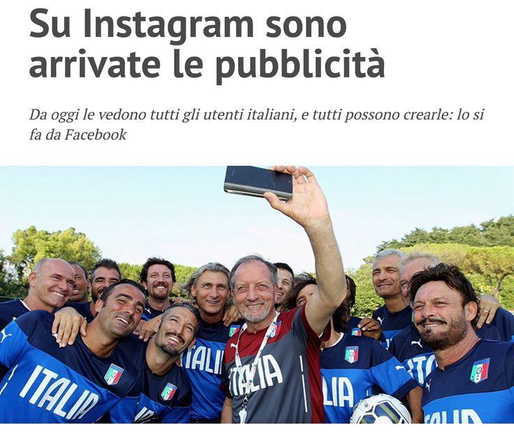 Instagram: programma la tua campagna pubblicitaria su Instagram direttamente da Facebook.