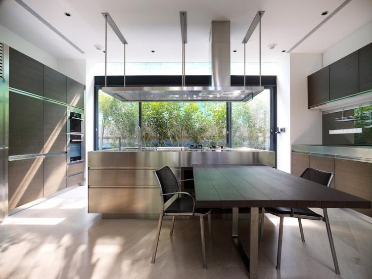 sentosa cove bungalow kitchen