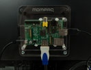VESA mount for Raspberry Pi