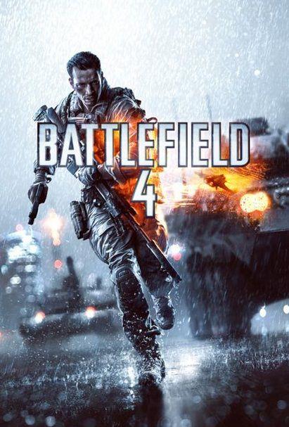 Battlefield 4 Cover Art