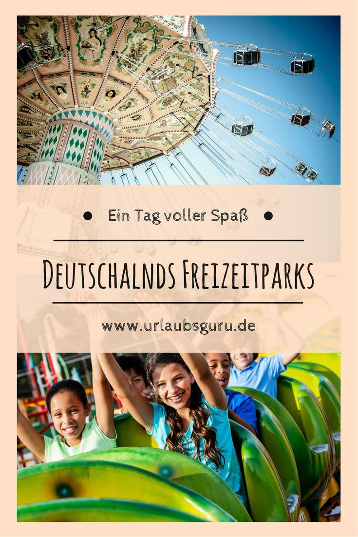 Aufgepasst, hier kommen die schönsten Freizeitparks in Deutschland: Phantasialand, Europa-Park, Heide Park, Movie Park Germany, Hansa-Park, Legoland, Safaripark, Belantis Freizeitpark, Erlebnispark, Playmobil-Funpark! Mehr Infos dazu findet ihr in diesem Artikel.