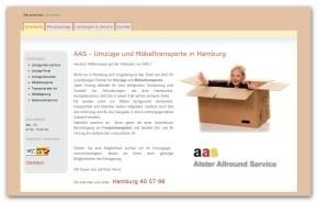 Umzugsunternehmen in Hamburg
