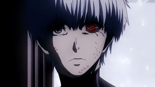 Kaneki. Hide. Tokyo Ghoul. <<<< Literally this made me cry all over again. Love this show!