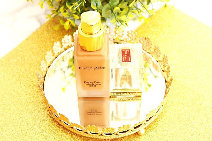 Review - Elizabeth Arden Flawless Finish Foundation