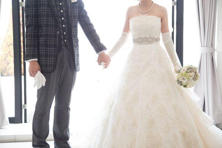 #新郎新婦#イメージフォト#wedding