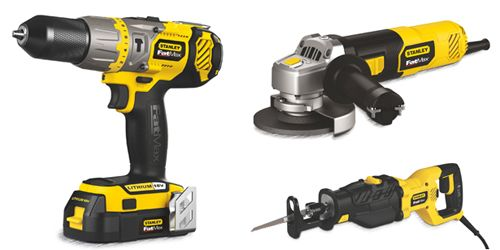 Yellow Electric Hand Tools