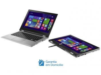 "Notebook 2 em 1 Dell Inspiron 13 I13 7348 B20 - Intel Core i5 4GB 500GB LED 13,3""Touch Windows 8.1"