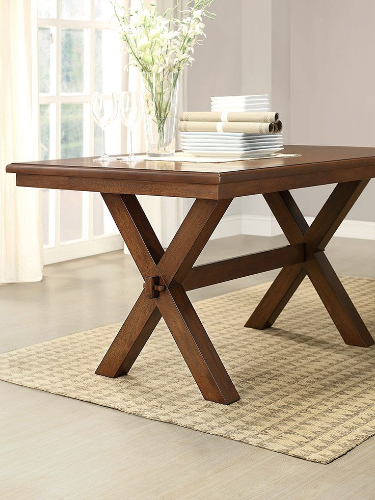 better homes and gardens maddox crossing dining table 2