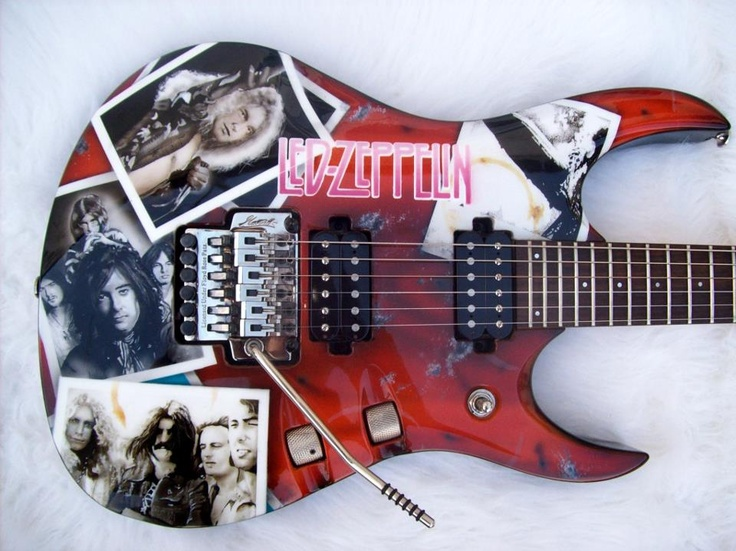 how to play whole lotta love on guitar