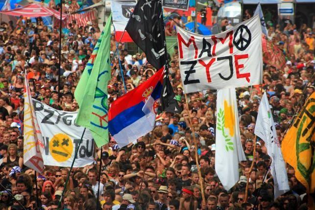 19. Przystanek Woodstock w Kostrzynie nad Odrą / Fot. Daniel Adamski Agencja Ga