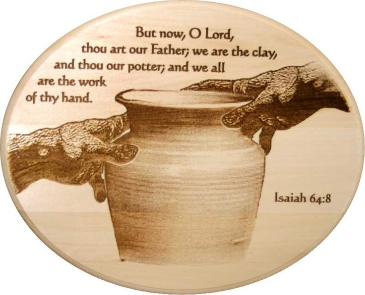 Jeremiah 18 ESV;KJV - The Potter and the Clay - The word ...