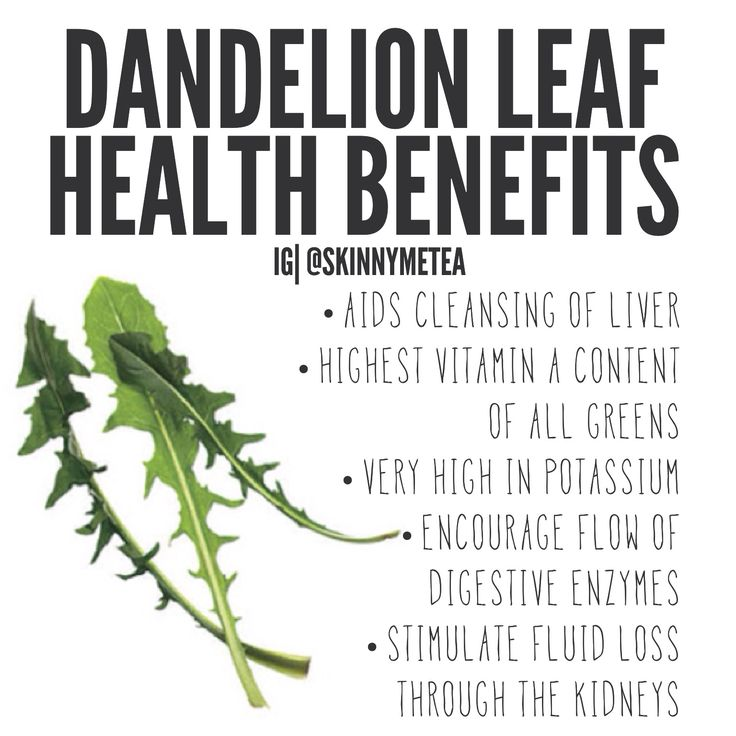 Dandelion Leaf - These are some of the most healthy greens you can eat.  If you are picking them in the wild or your lawn, make sure NO pesticides have been sprayed in the area!!