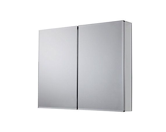 Glacier Bay 36 Inch X 30 5 Inch Recessed Or Surface Mount Medicine Cabinet With Bi View Surface Mount Medicine Cabinet Beveled Mirror Recessed Medicine Cabinet