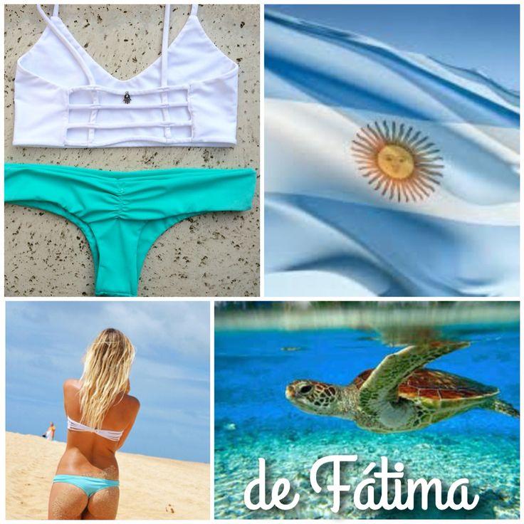 Bikini tiritas Argentino