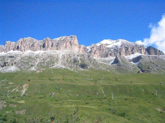 Sass Pordoi, Piz Boè - Trentino, Italy