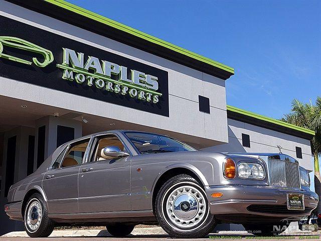 Naples Motorsports, Inc. | 1999 Rolls-Royce Silver Seraph