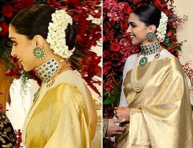 Deepika Padukone Wedding Hairstyles Deepika Hairstyles Girl Hairstyles Hair Styles