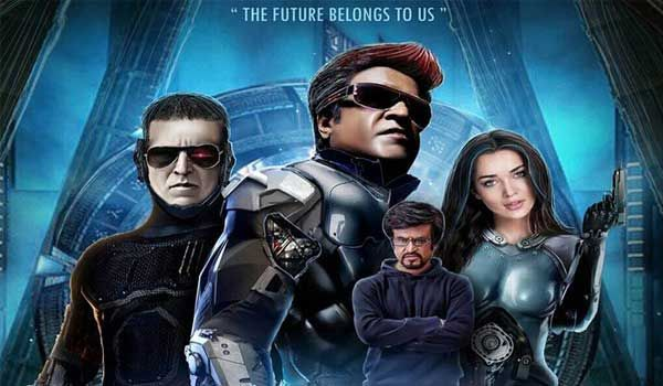 Shankar's 2.0 with Super star and Amy Jackson Audio launch to take place in grand manner at Dubai on 27th October'17 #CineUpdates #ChennaiUngalKaiyil.