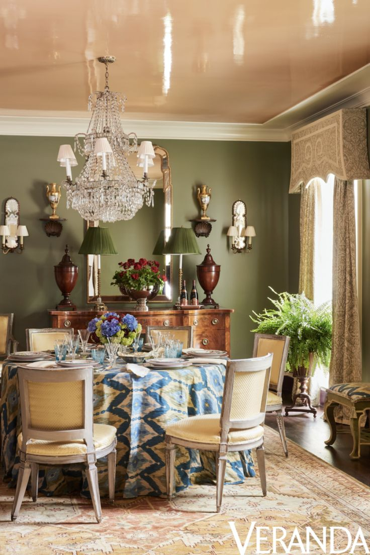 827 best Dining rooms images by Sandy Shoemaker Gold on Pinterest ...