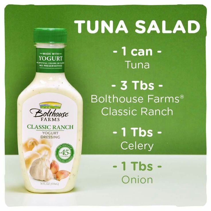 Mayo Swap: Bolthouse Farms Classic Ranch #recipe