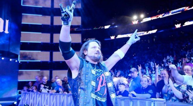Reason Why AJ Styles Is Challenging Kevin Owens For The United States Title