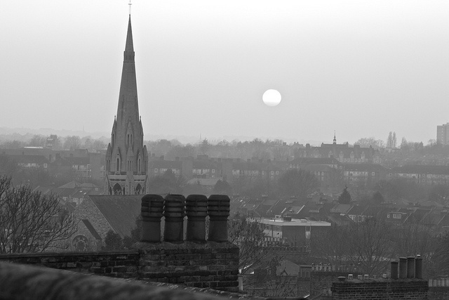 Brockley Rooftops