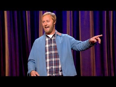 """Rory Scovel Hilarious! """"why are you hiding?! Who's lookin for you? Nobody...nobody is."""""""