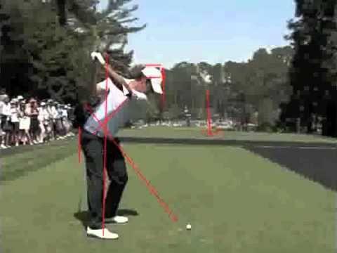 Matteo Manassero Swing Analysis - YouTube