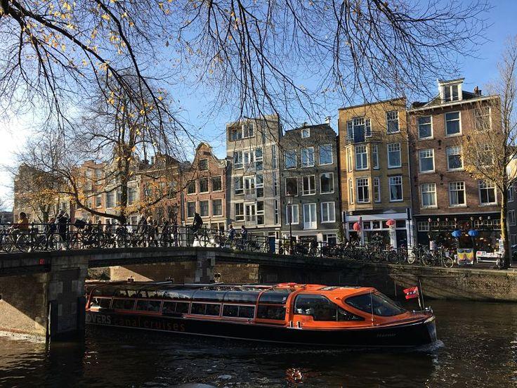 Ámsterdam, recorrerla con esta guía será muy fácil