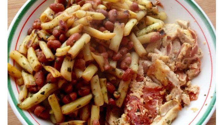 Pulykamell Serrano sonkával és túróval! Diétás finomság az olasz ízek kedvelőinek!