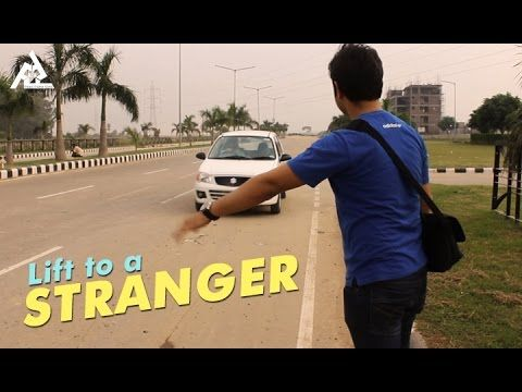 Lift To A Stranger | Popular Short Film | Comedy Movie
