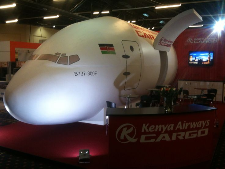 Exhibition Booths Kenya : Kenya air exhibition stand daily saltmine pinterest