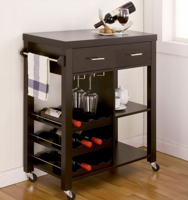 Best 25+ Rolling bar cart ideas on Pinterest