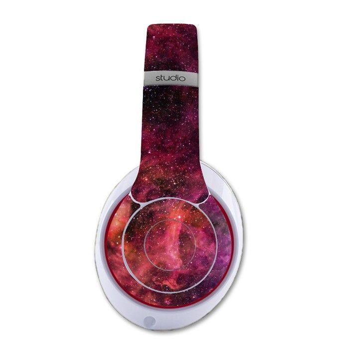 Galaxy Stars decal for Monster Beats Studio 2.0 wireless headphones