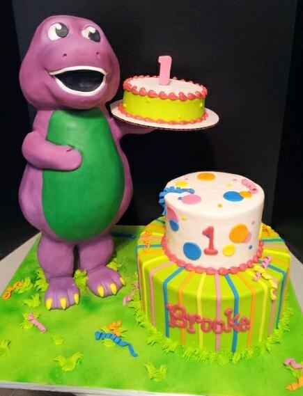 Birthday Cake For Barney Image Inspiration of Cake and Birthday