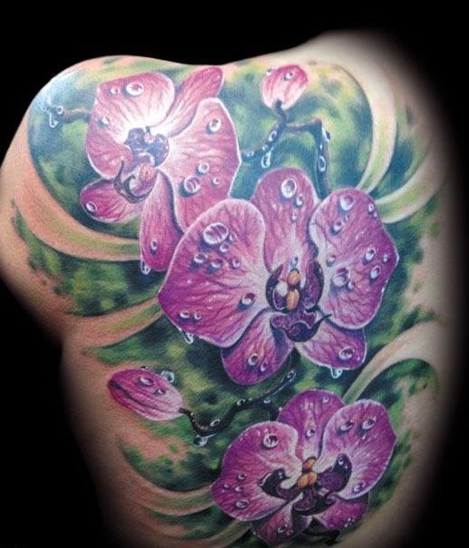 daisy bouquet tattoo - Google Search