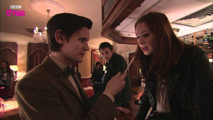 Smith Hour: Matt Smith Interviews Karen Gillan - Doctor Who Confidential - Episode 11- BBC Three