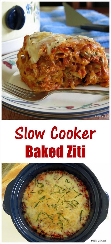 Pasta crock pot recipes slow cooker