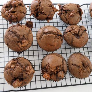Mars Bar Muffins