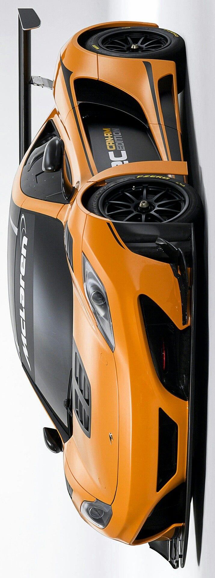 McLaren 12C GT Can-Am Edition by Levon