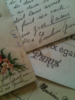 79 best love letters images on pinterest postcards love letters vintage letters writing spiritdancerdesigns Images