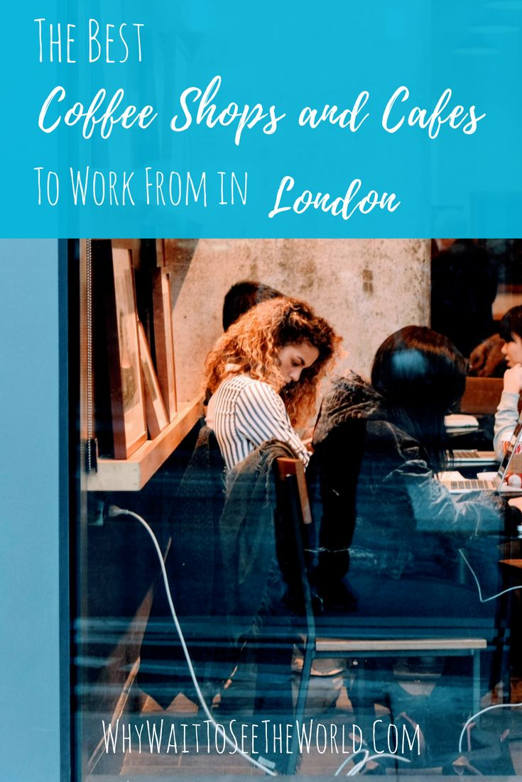 Are you a digital nomad and looking to get some work done while in London?  Be sure to check out #whywait best coffee shops and cafes to work from guide broken down by London neighborhood.  All of the cafes and coffee shops have been personally tested out by Megan so you can't go wrong!