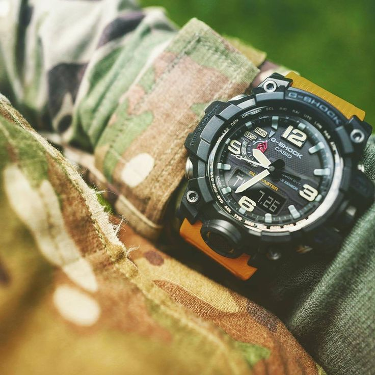 Ready for combat. G-Shock Mudmaster.:@simoncudd Check it out here: http://ift.tt/2erDcsY Get yours today at Watches.com
