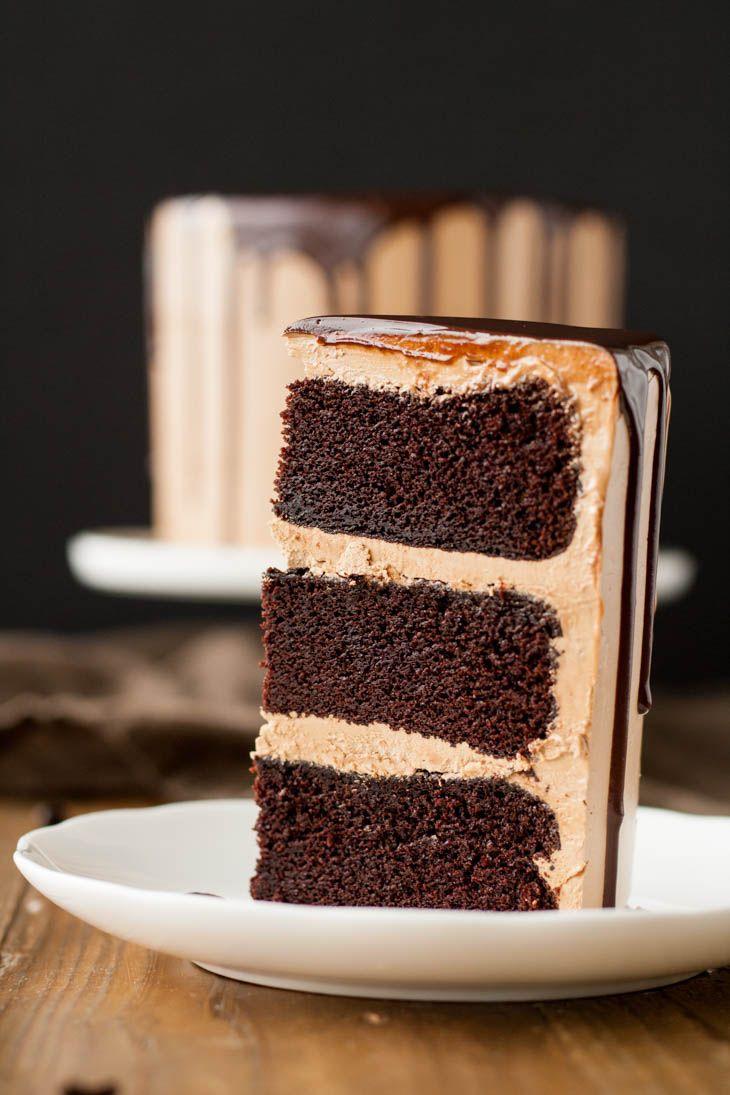 drip cake chocolate desserts baking chocolate drip cakes cake bars ...