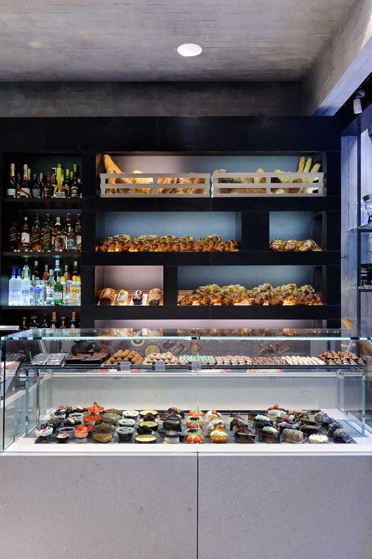 ARCHISEARCH.GR - TERKENLIS CAFE-PATISSERIE / ARKTEAM DESIGN / THESSALONIKI
