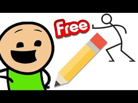 2 Best Beginner Animation Software! (Super Easy!) - YouTube