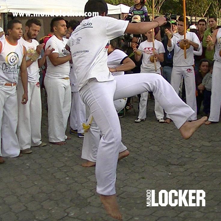 #Capoeira #Baile #Brazil