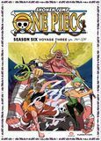 One Piece: Season Six - Voyage Three [2 Discs] [DVD]